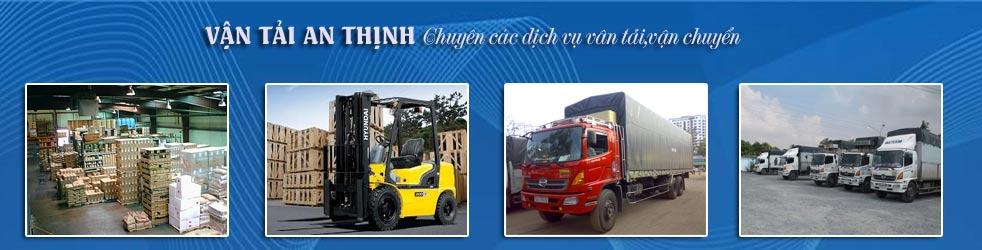 công ty vận tải an thịnh